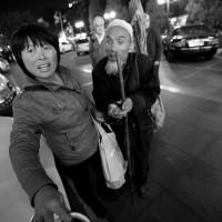 A walk in Beijing, China, October 2010