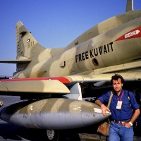 1991, Operation Desert Storm, Dhahran, Saudi Arabia