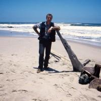 1995, Skeleton Coast, Namibia
