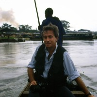 1997, crossing the Congo after Mobutu's fall