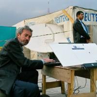 2003, Panorama Baghdad Bureau Chief at work