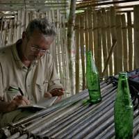 2006, a desk in the jungle, Democratic Republic of Congo