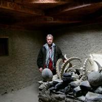 2003, Marco Polo goats, Pamir