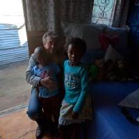 2013, Cosovo slum, Cape Town, South Africa
