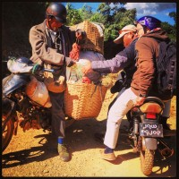 2013, monti Shan, Myanmar