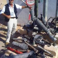 2011, Misurata, Lybia