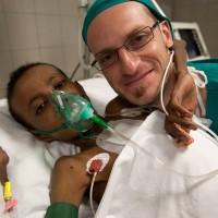 Sudan files - Gino Strada, Emergency Surgical Hospital, Khartoum, December 2010