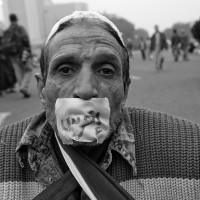 Tahrir square, Cairo, February 06 2011