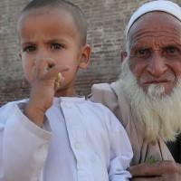 People of Sindh, Pakistan, November 2010