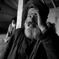 Helmand refugees in Kabul, Afghanistan, April 2010